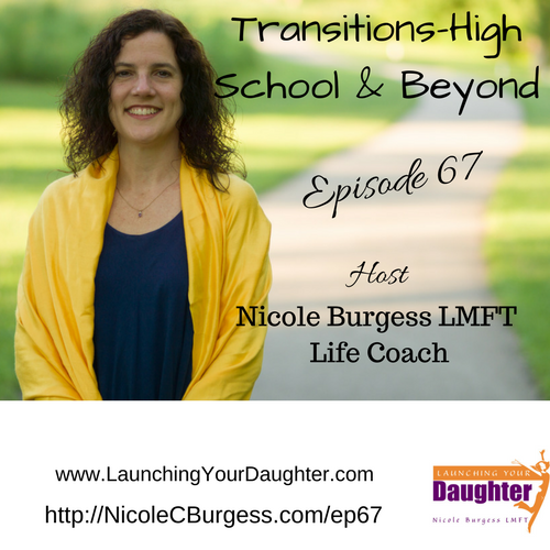 Times of transition can be exciting, sad, and feel chaotic.